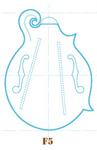 blueprint for F5 Mandolin.